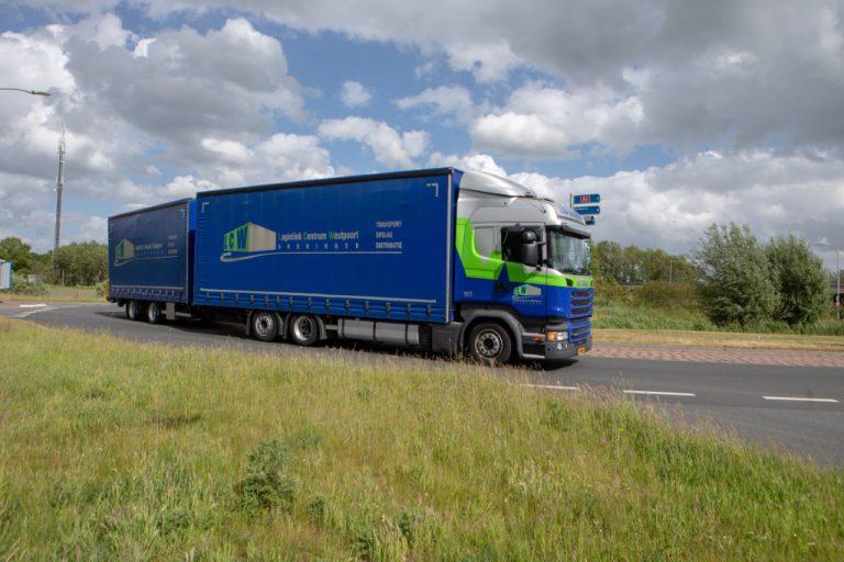 Vrachtwagen dubbel LCW